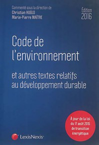 code environnement